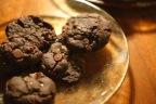 Luwayne's vegan cookies. Photo by Nate Boguszewski.